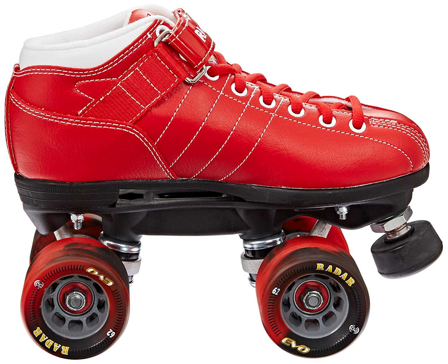 Roller skates red - Amazon Com Riedell Skates Diablo Roller Skate Red 5 Childrens Roller Skates Sports Outdoors