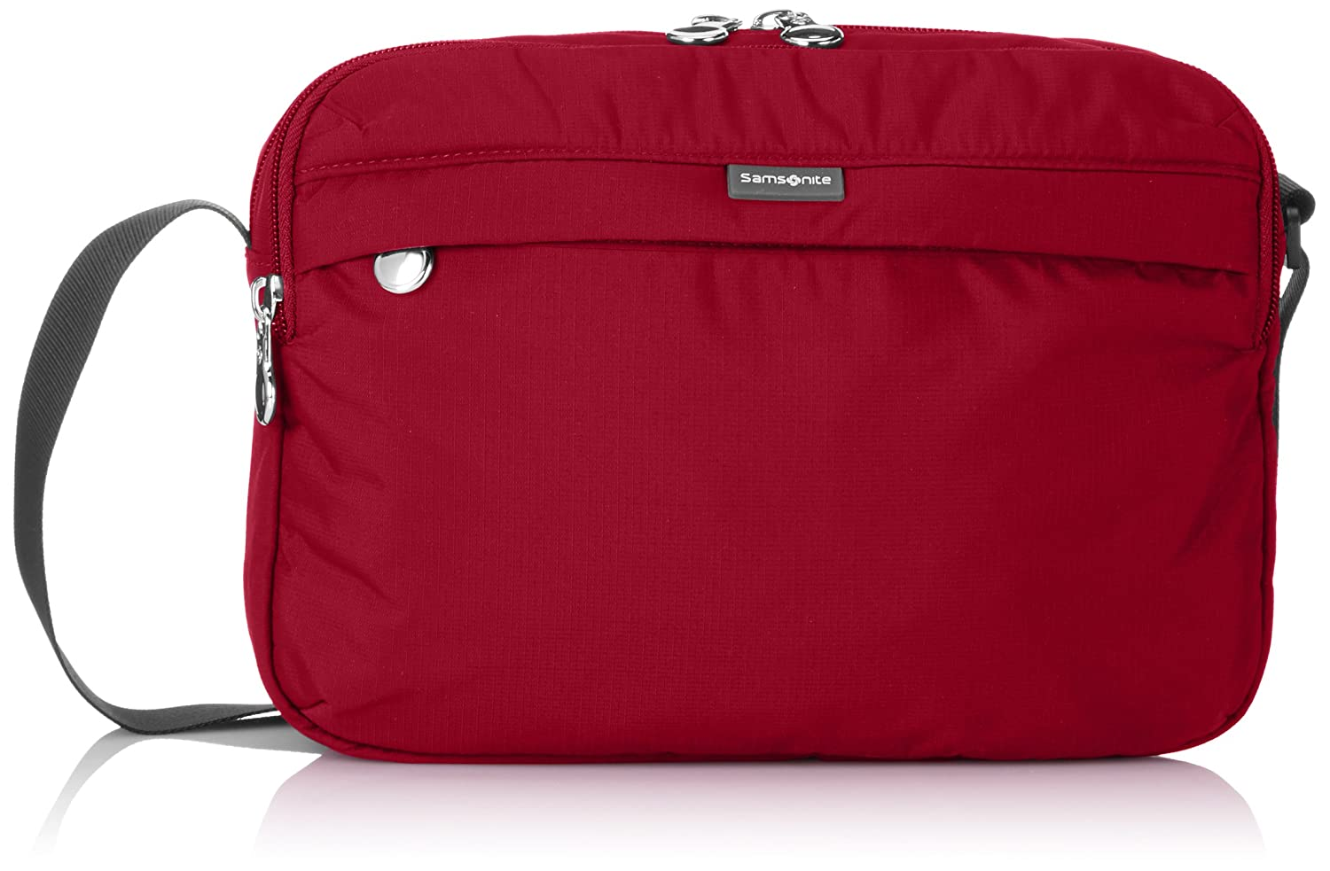 Samsonite Travel Accessor. V - Reporter Bag Horizontal Aktentasche, Rot 64681.1726