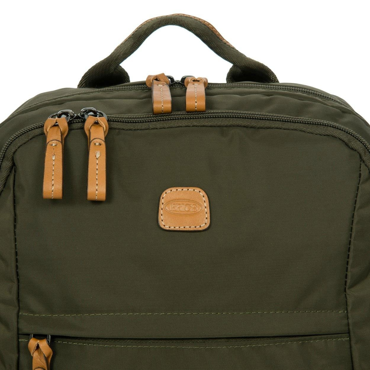 Bric's X-Bag/x-Travel 2.0 Nomad Laptop|Tablet Business Backpack, Navy, One Size by Bric's (Image #5)