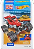 Mega Bloks - 91778 - Jeu De Construction - Hot Wheels - Monster Truck Dune It Up