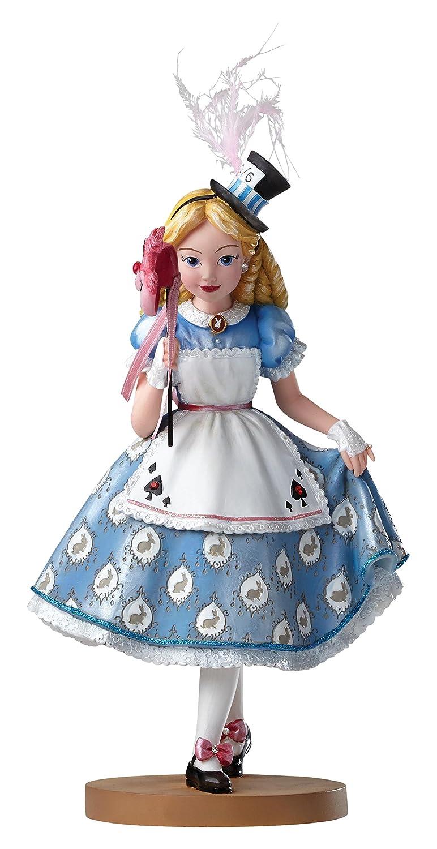 ENESCO 4050318 Disney Showcase Alice In Wonderland Masquerade Figur