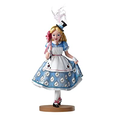 Couture de Force Disney Masquerade Alice in Wonderland Figurine 4050318 New