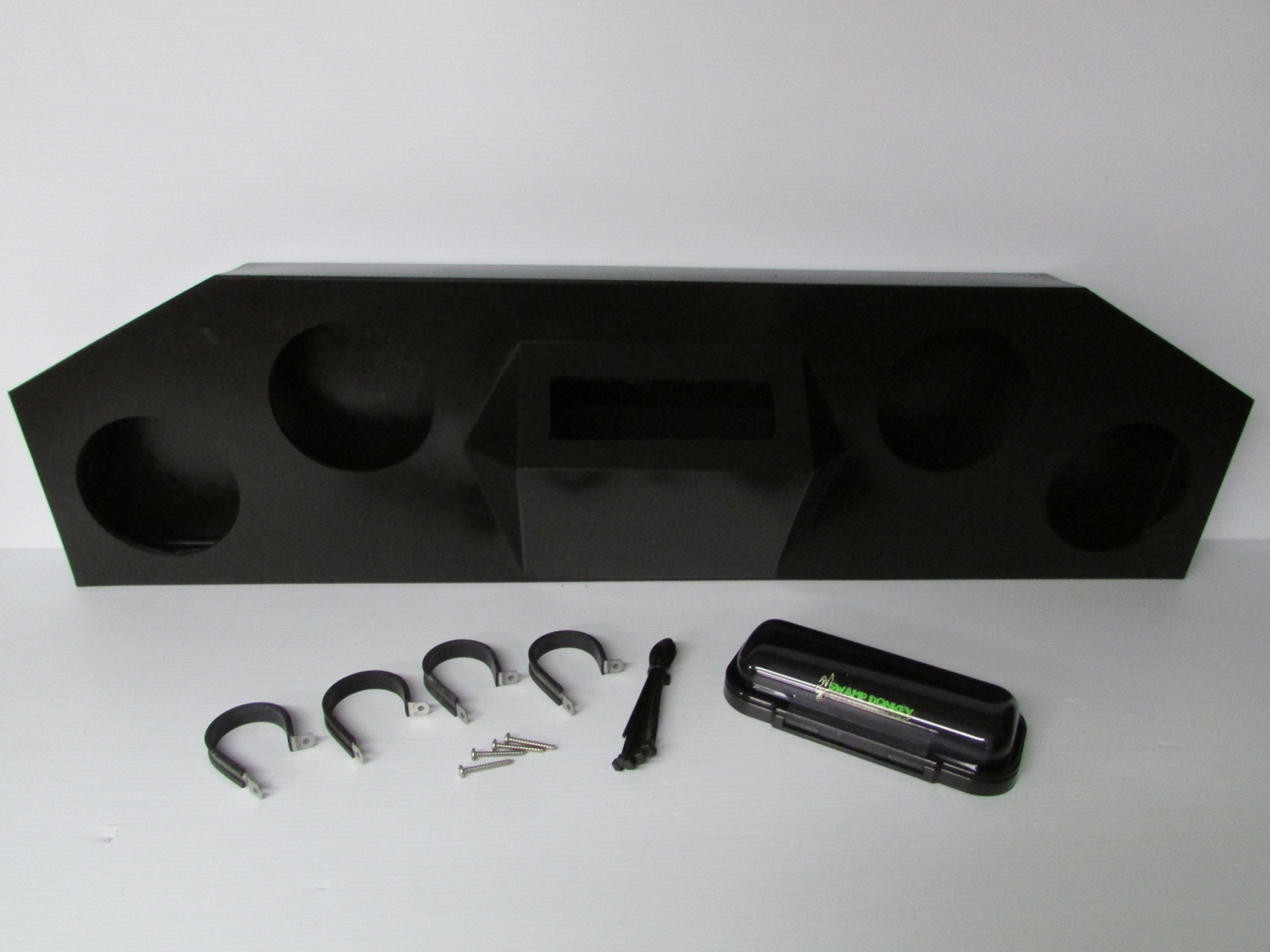 SD CAE4E -CanAm Maverick & Commander Stereo Box Empty UTV Side by Side