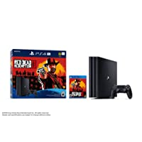 PlayStation 4 Pro 1TB Console - Red Dead Redemption 2 Bundle - Red Dead Redemption 2 Bundle Edition