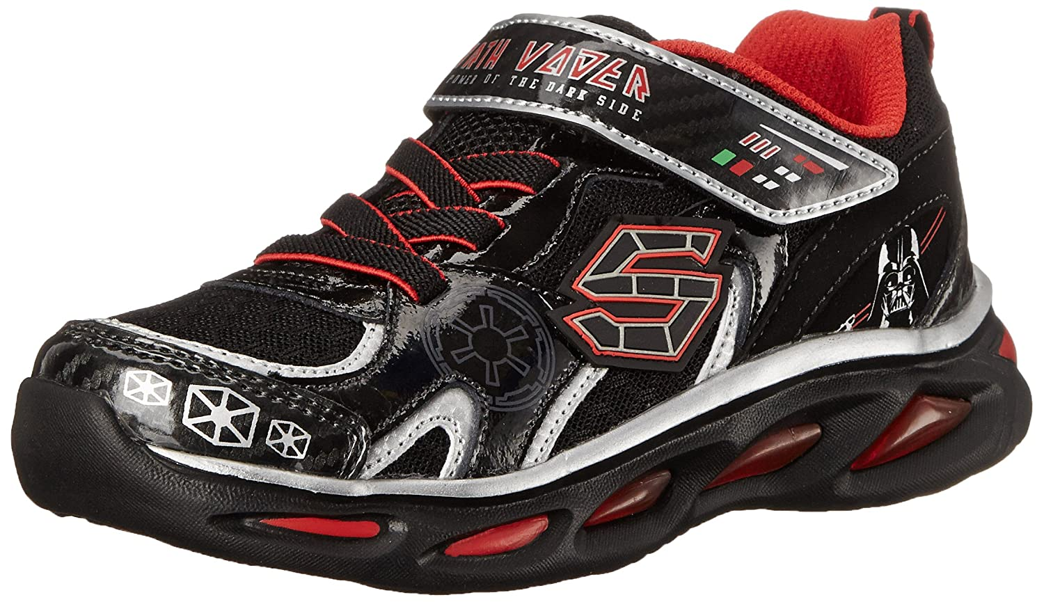 Star Wars Skechers Kids Dynamo Continuem Sneaker (Toddler/Little Kid/Big Kid)