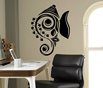 Ganesha Elephant Wall Decal Om Namaste Vinyl Sticker Hinduism Home - Custom vinyl decals india