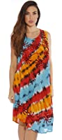 Riviera Sun One Size Summer Dresses / Swimsuit Cover up