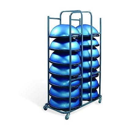 Amazon Com Bosu Balance Board Storage Racks Sports Outdoors
