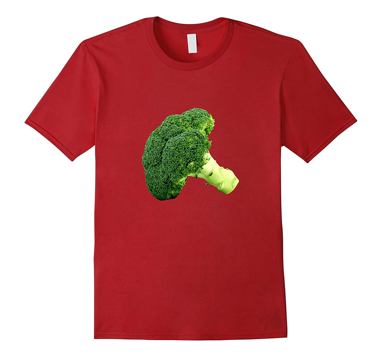 Broccoli Emoji t shirt Food Emoticon-T-Shirt