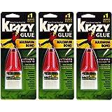 Krazy Glue Advanced Formula (3-pack)