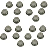 BMTick Screen Gauze Caps for Arizer V-Tower and Extreme Q Elbow Adapter / Cyclone Bowl (20x)