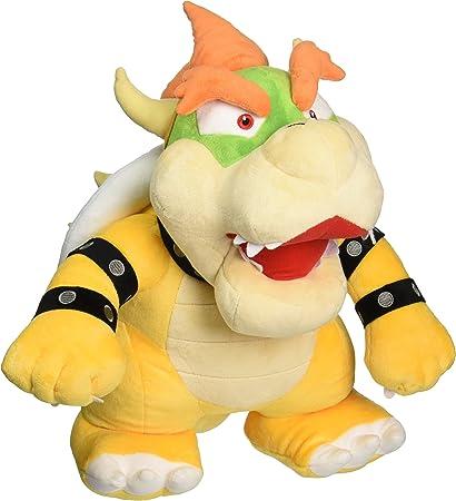 Amazon Com Nintendo Official Super Mario 1244 Bowser 15