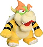 "Nintendo Official Super Mario - 1244 - Bowser 15"" Large Plush"