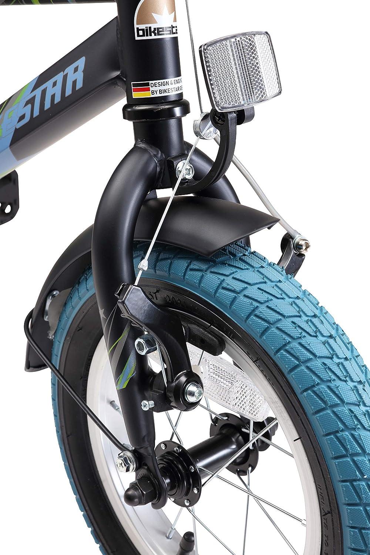 Bici 12 Pulgadas con Frenos BIKESTAR Bicicleta Infantil para ni/ños y ni/ñas a Partir de 3 a/ños 12 Edici/ón Cl/ásica