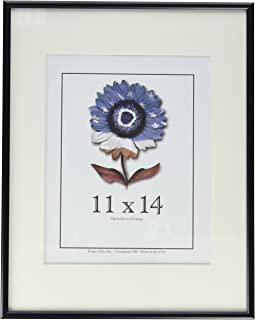 product image for 11x14 Metal Picture Frame; Series 2 (Matte Black)