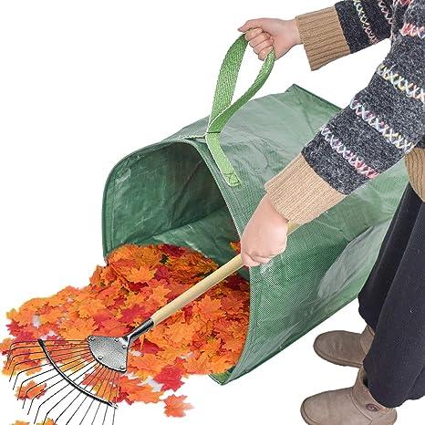 GJXY Bolsas de Basura de jardín, Bolsas de jardinería ...