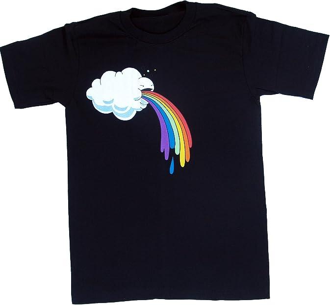 GURU-SHOP, Camiseta Fun `Cloud`, Algodón, Camisetas Impresas: Amazon.es: Ropa y accesorios
