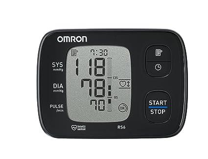 OMRON RS6 - Tensiómetro digital [Importado de Alemania]