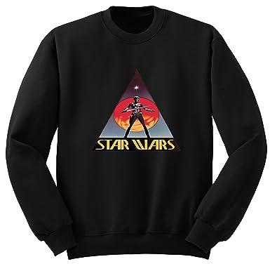 Sudadera Luke Skywalker Star Wars - Guerra de Las Galaxias Ropa/Sudadera / Sweatshirt B2