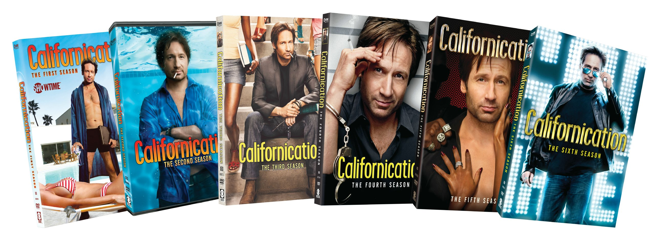 Californication: Six Season Pack by Paramount