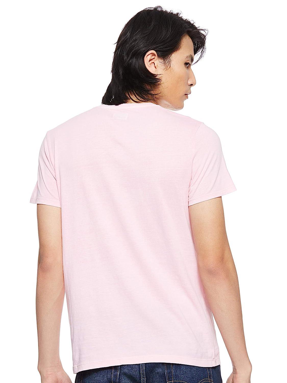 Wrangler Mens Overdye Tee T-Shirt