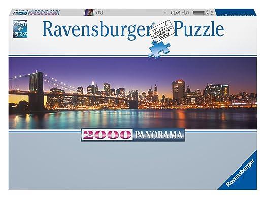 73 opinioni per Ravensburger 16694- New York Skyline- 2000 pezzi
