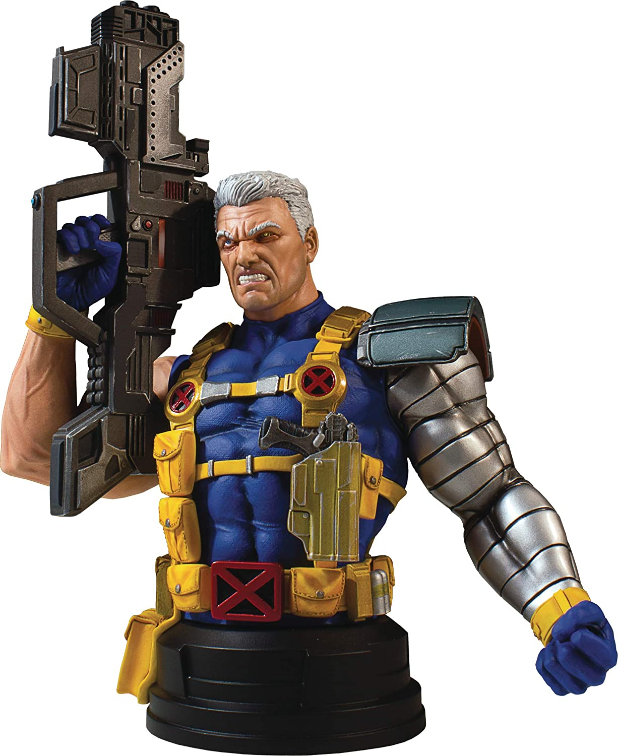 Cable Gentle Giant Marvel 1:6 Scale Mini Bust NOV182387
