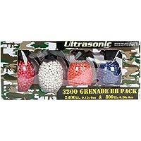 Soft Air Ultrasonic Grenade Bb Pack