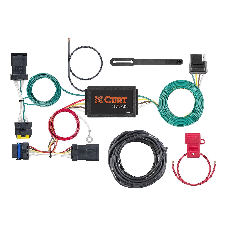 Curt Manufacturing 56400 Custom Wiring Harness
