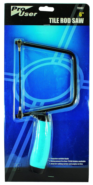 pro user BB-TS107 6' Tile Rod Saw, Blue Hamble