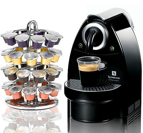 Amazon.com: C101 Nespresso Essenza Flowstop Piano Negro ...