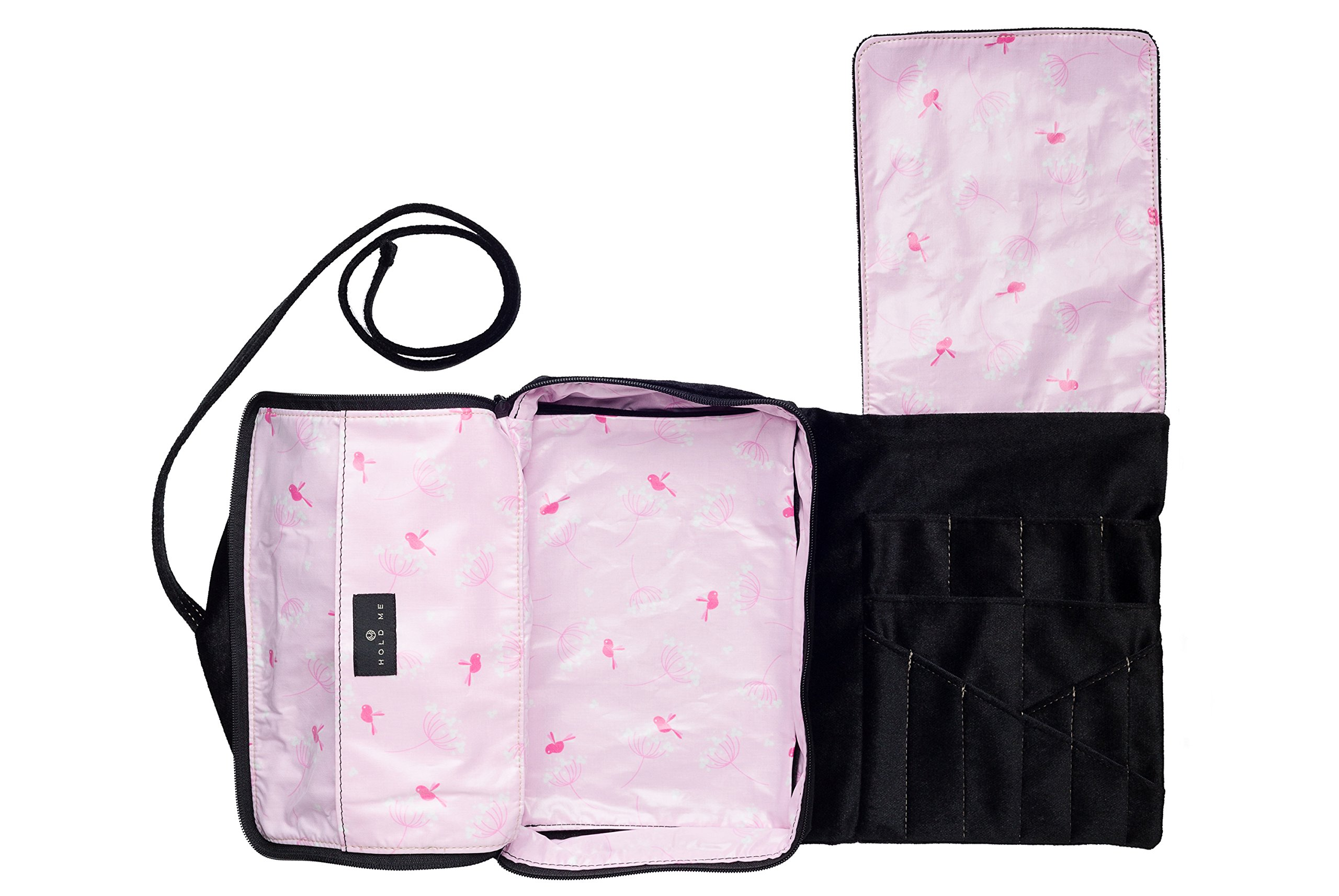 Hold Me Bag - ''Dear Darla'' - Makeup & Brush Organizer by Hold Me Bag (Image #2)