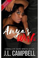 Anya's Wish: A Prequel to Chasing Anya (Island Adventure Romance) Kindle Edition