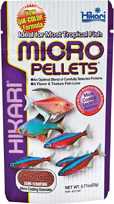Top 10 Small Tropical Flakes Fish Food