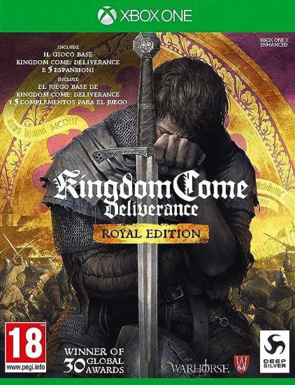Kingdom Come: Deliverance - Royal Edition - Xbox One: Amazon.es ...