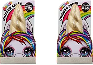 Poopsie Unicorn Crush with Glitter and Slime Surprise (2-Pack)