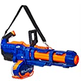 NERF Elite - Titan CS 50 Blaster inc 50 Official Darts - Fully Motorised with Spinning Barrel - Kids Toys & Outdoor Games - Ages 8+