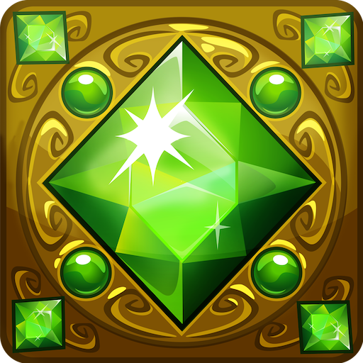 Jewels Deluxe : The quest to discover the lost legends of Jewels - Quest Free Games Jewel