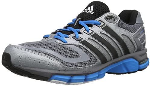Adidas Men s Response Cushion 22 Grey Mesh Running Shoes - 6 UK  Buy ... 14af08874ee