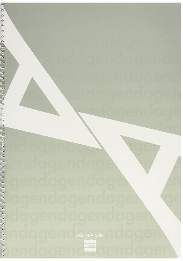 Amazon.com : Manuel CABERO 741415015 - Agenda, 21 x 29.7 cm ...