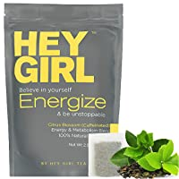 Metabolism Booster Tea For Women - Energize Tea will Increase Energy , Focus and Support Natural Weight Loss   Replace Your Coffee with Energize to Get Through your Day with Ease