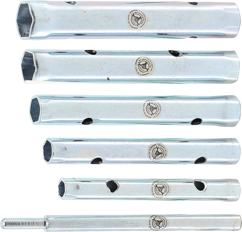 17 mm set di chiavi a bussola tubolare CT3358 6 Neilsen