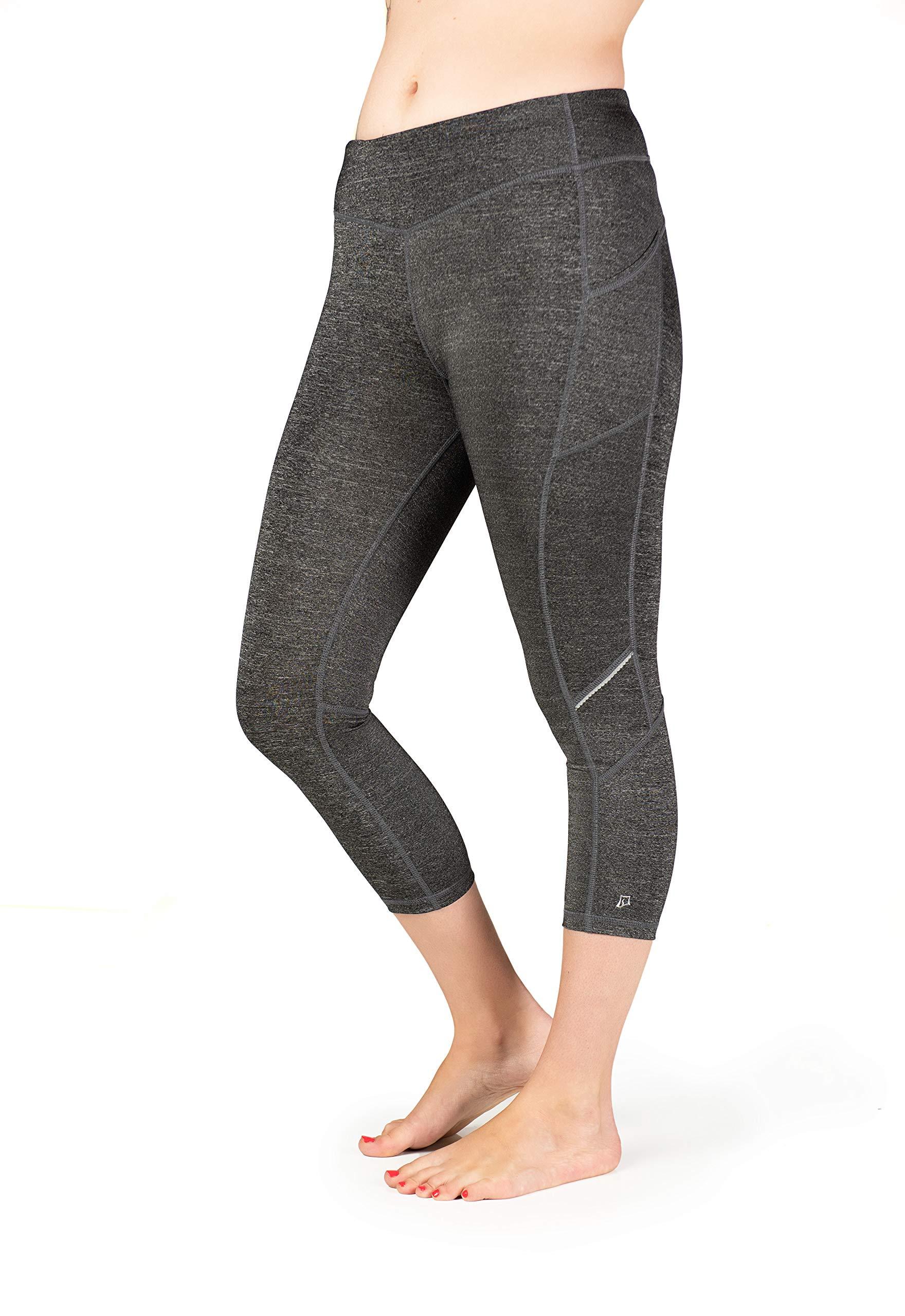 Skirt Sports Women's Pocketopia Capri, Spark, XX-Large by Skirt Sports