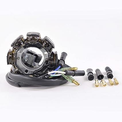Amazon com: Stator For Honda Motorcycle CRF 450 R 2004 OEM Repl