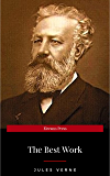 Jules Verne: The Classics Novels Collection (Golden Deer Classics) [Included 19 novels, 20,000 Leagues Under the Sea,Around the World in 80 Days,A Journey ... of the Earth,The Mysterious Island...]
