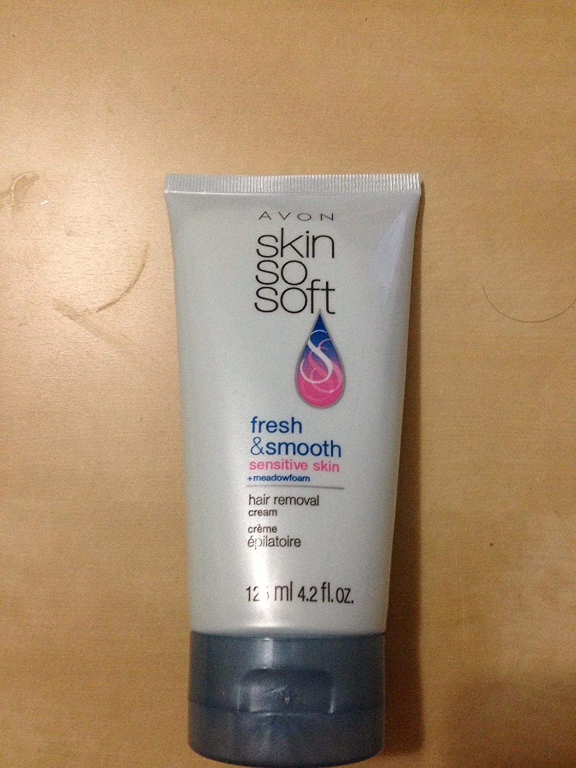 Avon SSS Fresh & Smooth Hair Removal Cream Sensitive Skin 4.2 Oz. product image