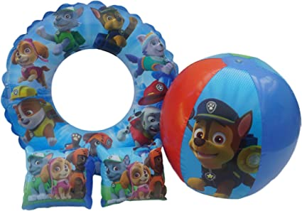 Amazon.com: Paw Patrol – Pelota hinchable de 20