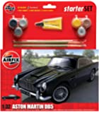 Airfix 1:32 Scale Aston Martin DB5 Model Medium Starter Set