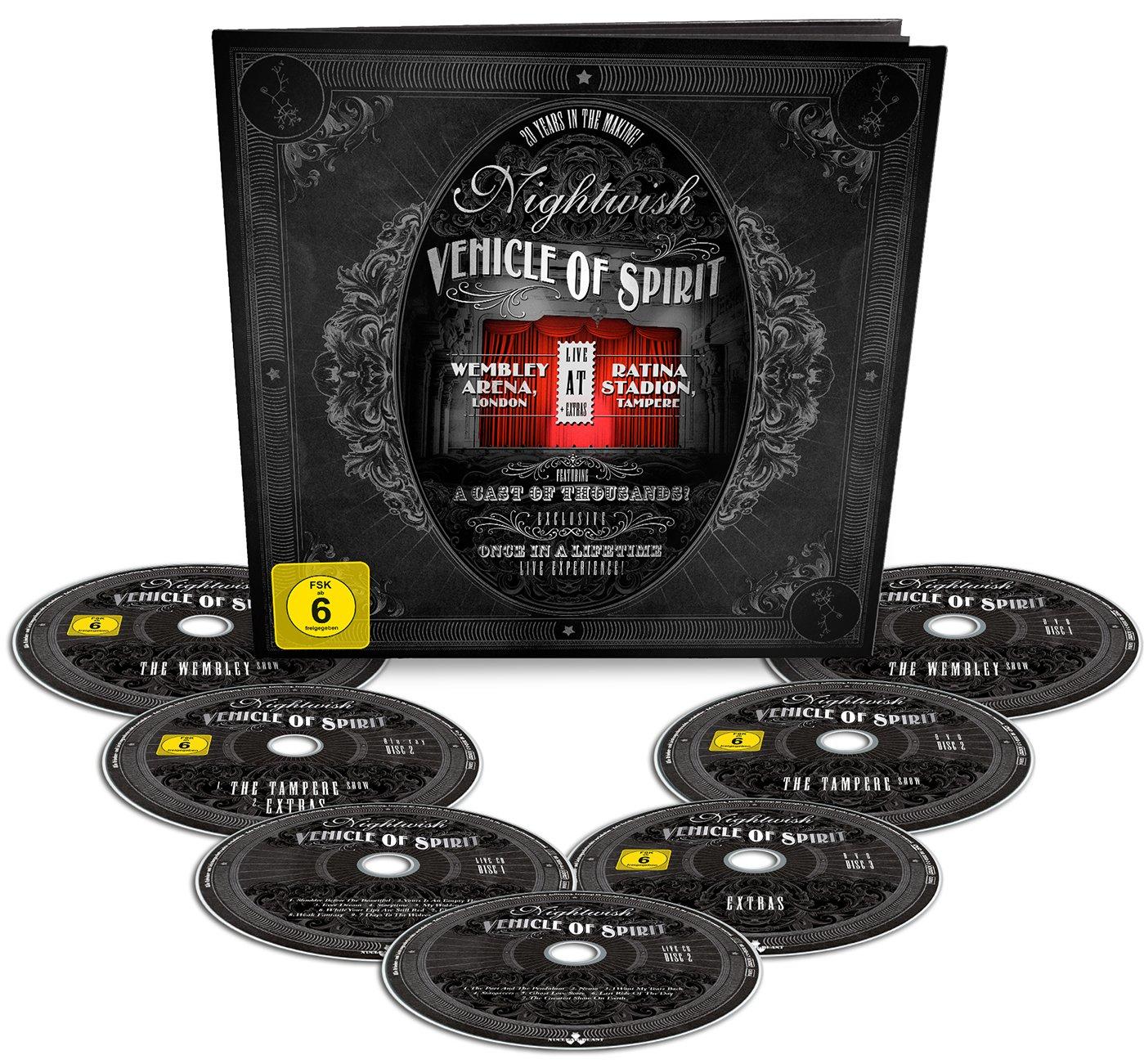 Vehicle Of Spirit (CD+Blu-Ray)                                                                                                                                                                                                                                                                                                                                                                                                <span class=