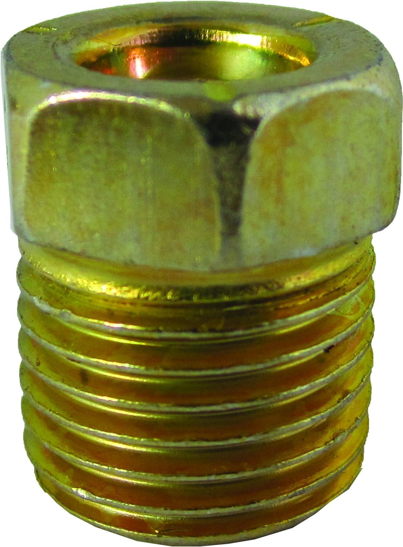 FMSI Automotive Hardware F3026 1/4' Oversized Steel Tube Nut (Pack of 5)